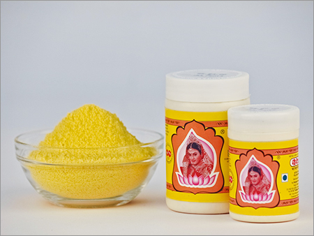 Vaidehi Extra Strong Yellow Powder