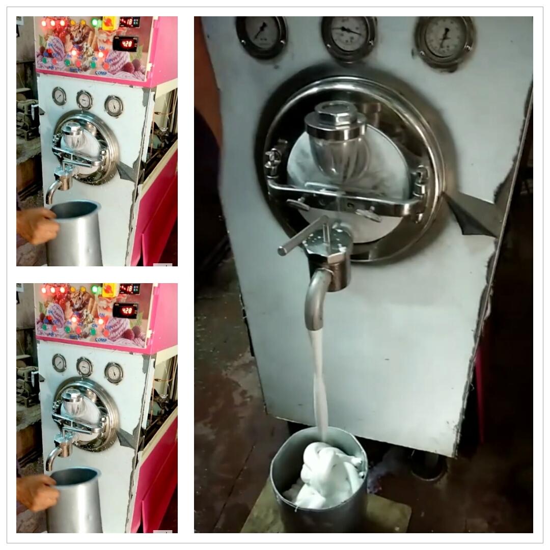 22 Liter Ice Cream Machine