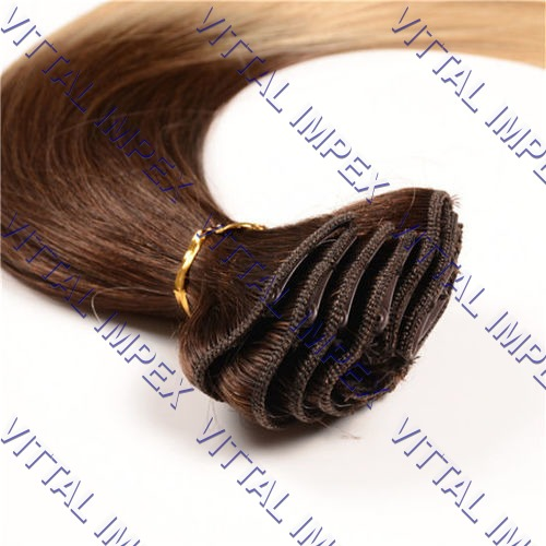 Hand-tied Remy Hairs