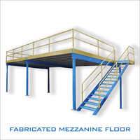 Fabricated Mezzanine in Mezzanine Floor section