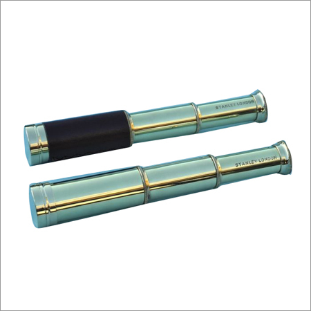 Small Brass Handle Pirate Spyglass Telescopes