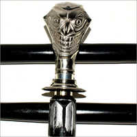 Jocker Head Handle Walking Stick