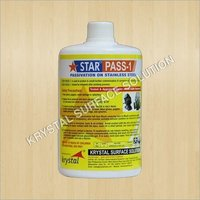 Stainless Steel Passivation Gel