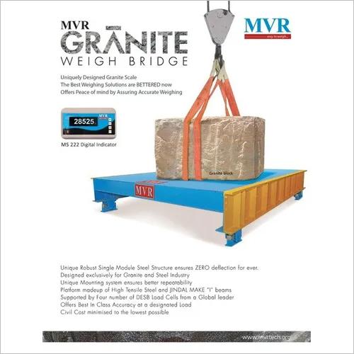 Granite Weighbridge