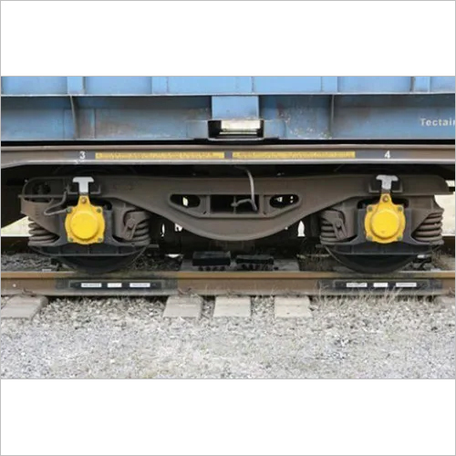 Static Train Weighing Systems