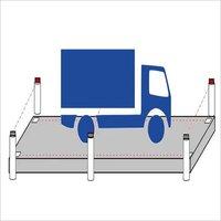 Weighbridge Vehicle Positioning system