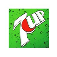 Sticker 7UP