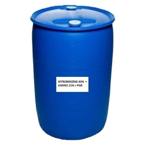 Nitrobenzene 40% Amino 20% PGR