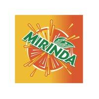 Sticker MIRINDA