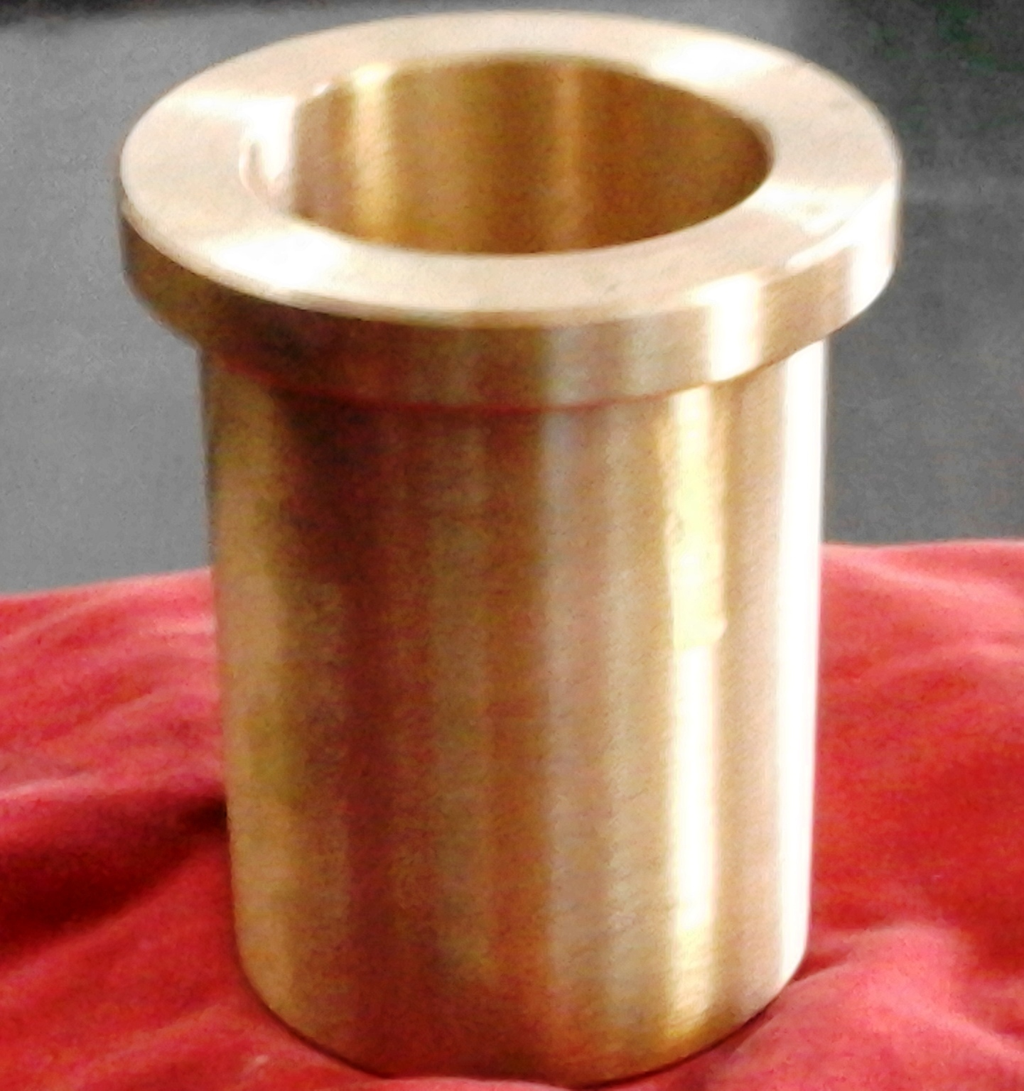 Sintrered Bronze Flanged Bushes