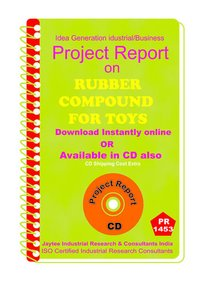 Rubber Compound for Toys manufacturing eBook