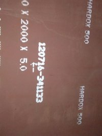 HARDOX 400 / 450 / 500 PLATES
