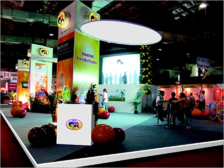 Exhibitions Stall Branding