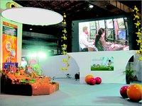 Exhibitions Stall Branding