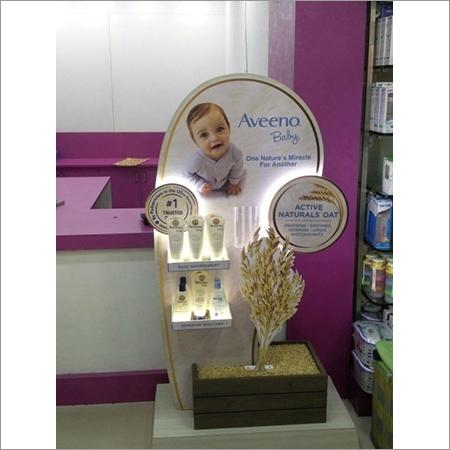 Indoor Exhibition Advertising Services