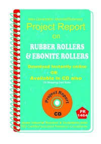 Rubber Rollers and Ebonite Rollers manufacturing eBook