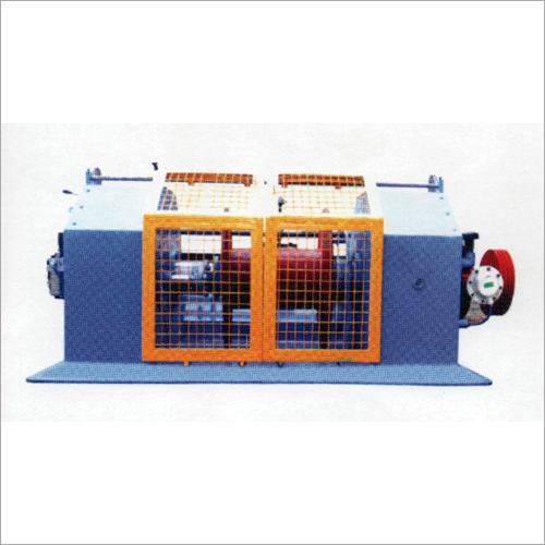 Pneumatic Wire Spooler