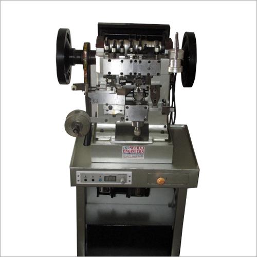 Automatic Box Chain Making Machine