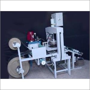 Fully Auto Paper Plate Machine