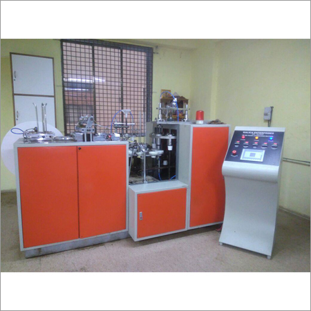 disposable  fully automatic Paper Cup Machine