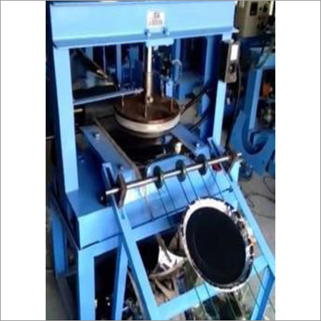 Fully Auto Thali Making Machine Vertical