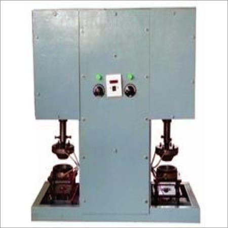 Semi Automatic Dona Making Machine Double Die