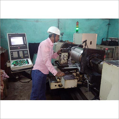 TMT CNC Rib Cutting machine