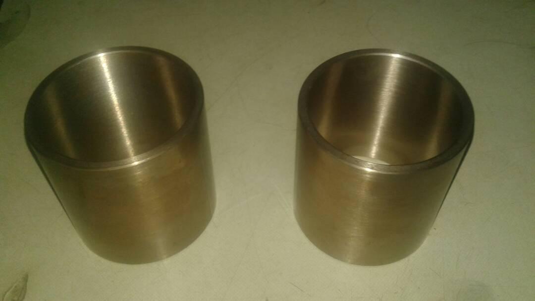 Sintered Bronze Cylindrical Bushes