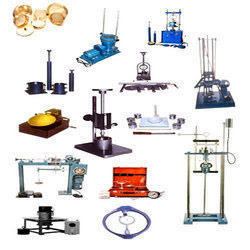 Soil Testing Laboratory Equipment