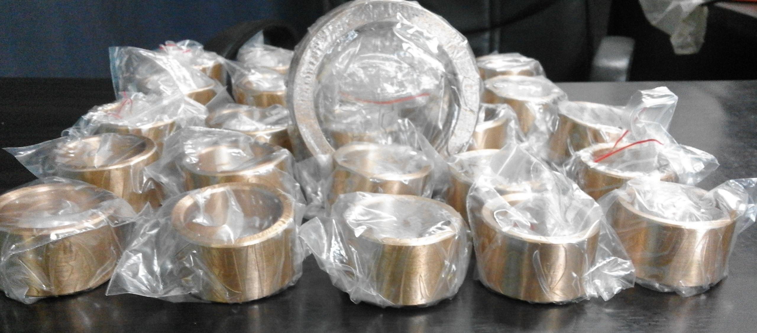 Oilite Bronze Bushes