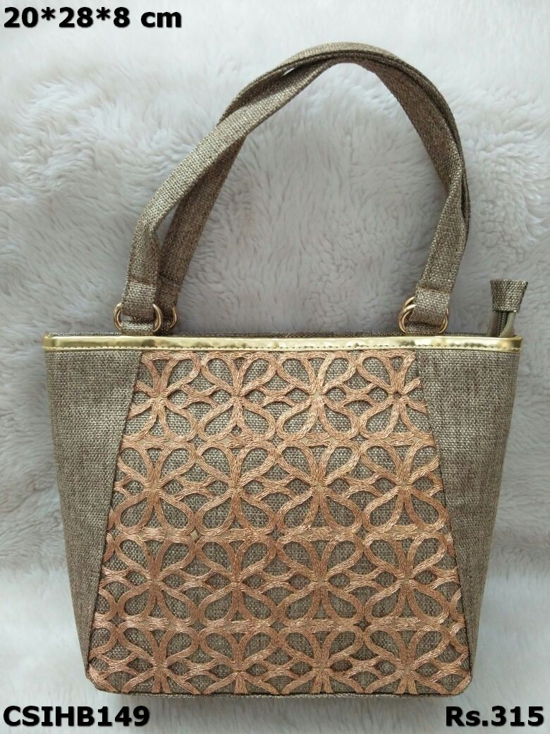 Beautiful Jute Handbag