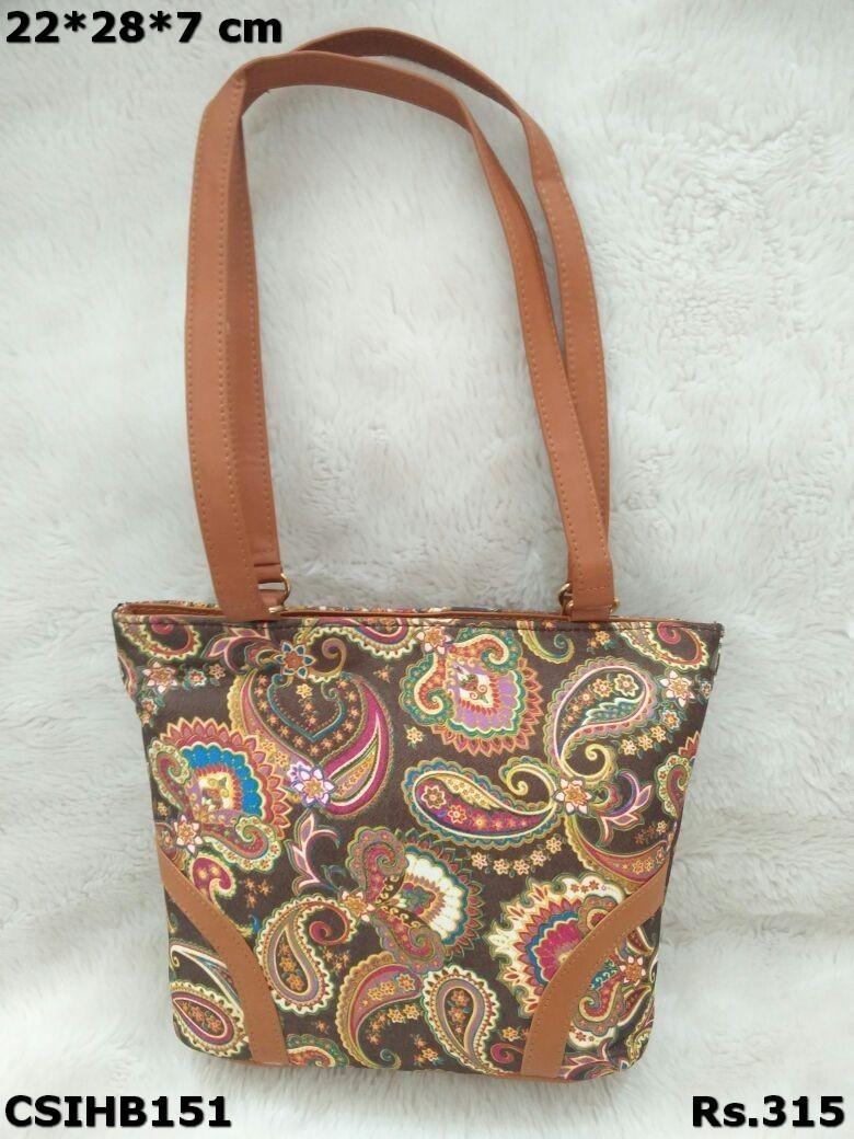 Ikat Classy Handbag