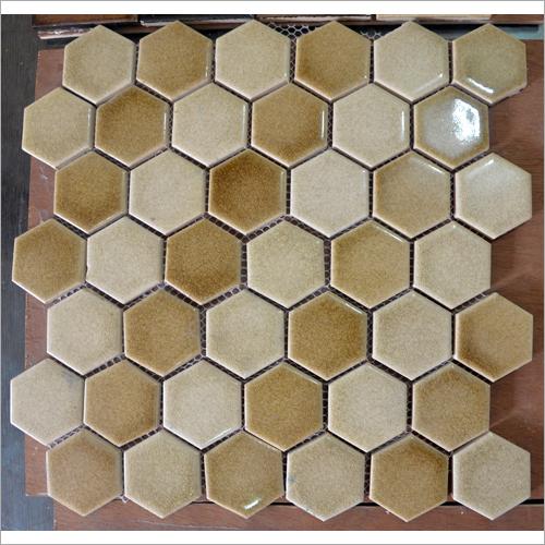 Polished Mosaic Tile