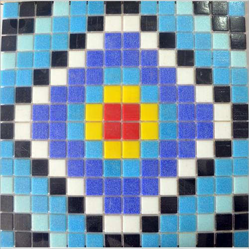 High Gloss Glass Mosaic Tiles