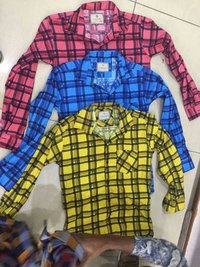 Mens full sleeve Check Shirt