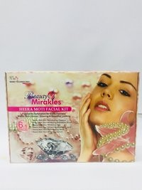 Facial Kit Packaging Box