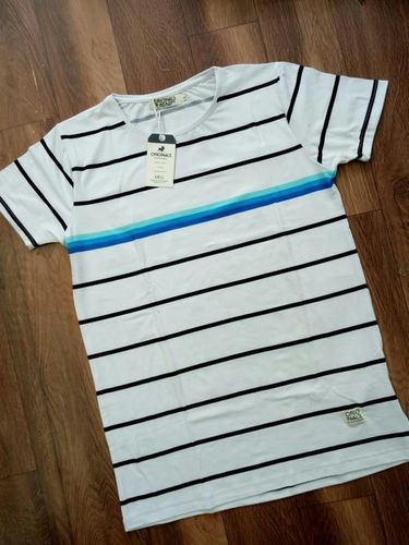 Mens Casual Cotton T Shirt