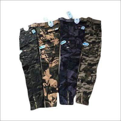 Mens Military Cargo Pants