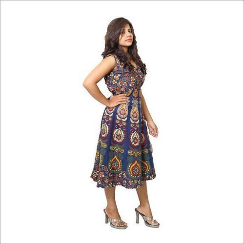 Women Short Midi Dress