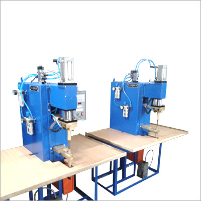 Bench Type Spot Welding Machines