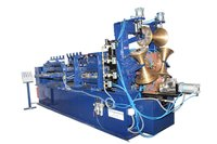 Fully Automatic Drums and Barrels Mash Seam Welding Machines