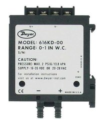 Dwyer 616KD-05 Differential Pressure Transmitter