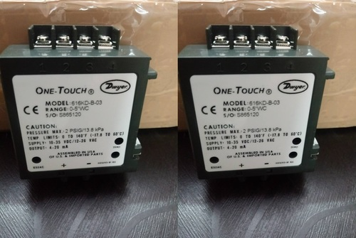 Series 616KD Differential Pressure Transmitter volt output