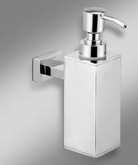 Liquid Soap Dispenser (Brass)