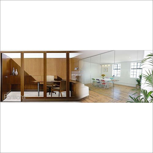 Wall Partitions Decoration Services