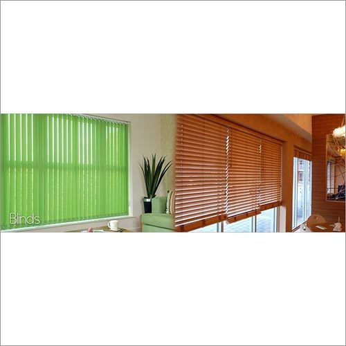Blinds Patterned