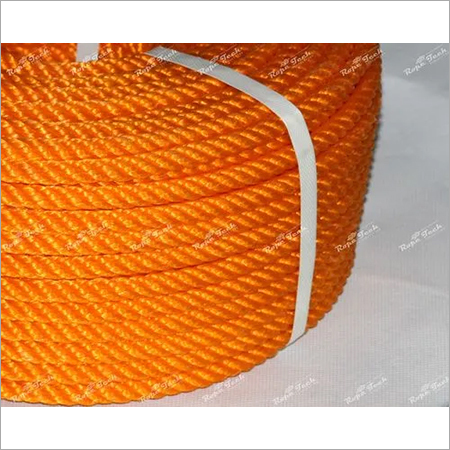 Nylon HDPE Twisted Twine Rope