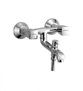 Wall Mixer With Tip Ton Spout