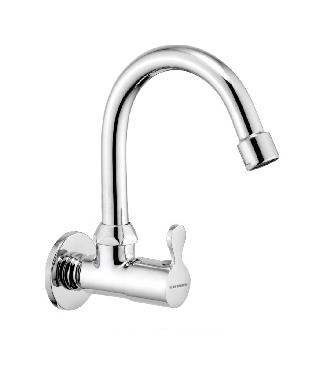Sink Cock With Swinging SPout-01