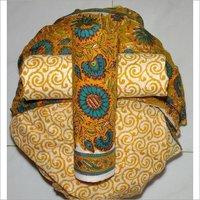 Hand Block Print Cotton Suit with Cotton Dupatta